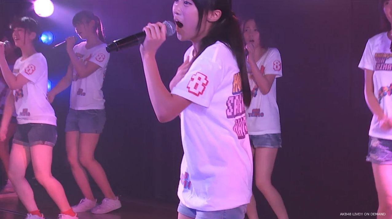 チーム8坂口渚沙 劇場公演デビュー 20140806 (106)