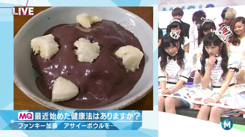 ミュージックステーション AKB48渡辺麻友 心のプラカード 20140829 (21)