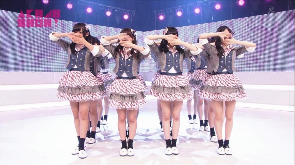 AKB48SHOW NMB48生徒手帳の写真は気に入ってないの法則 20140816_R