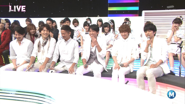 ミュージックステーション AKB48柏木由紀 心のプラカード 20140829 (24)