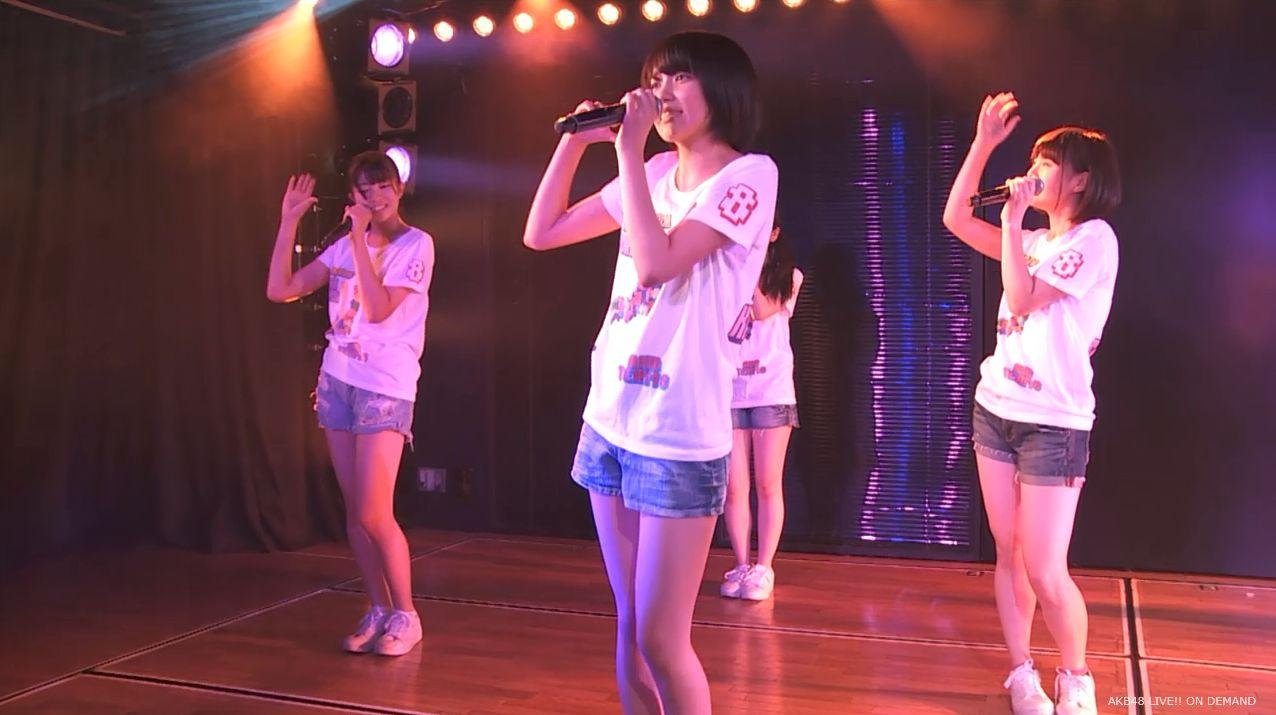 AKB48チーム8 スカートひらり 20140805 (25)