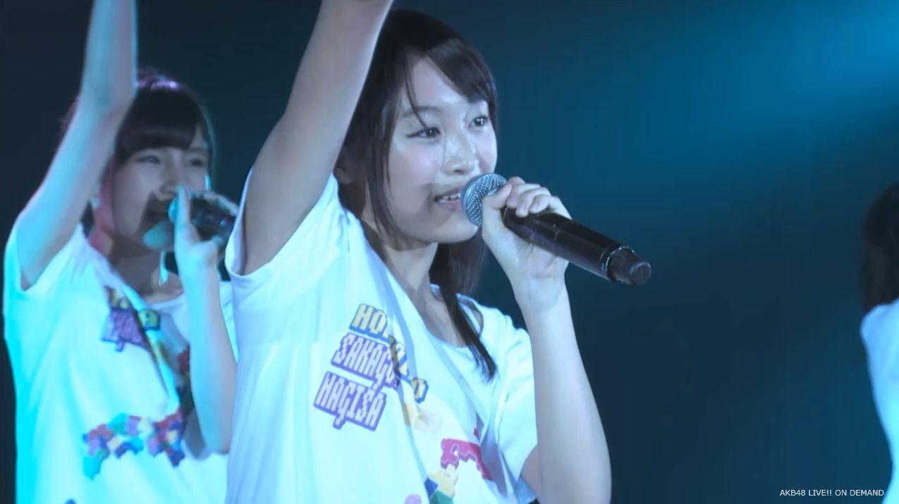 チーム8坂口渚沙 劇場公演デビュー 20140806 (99)