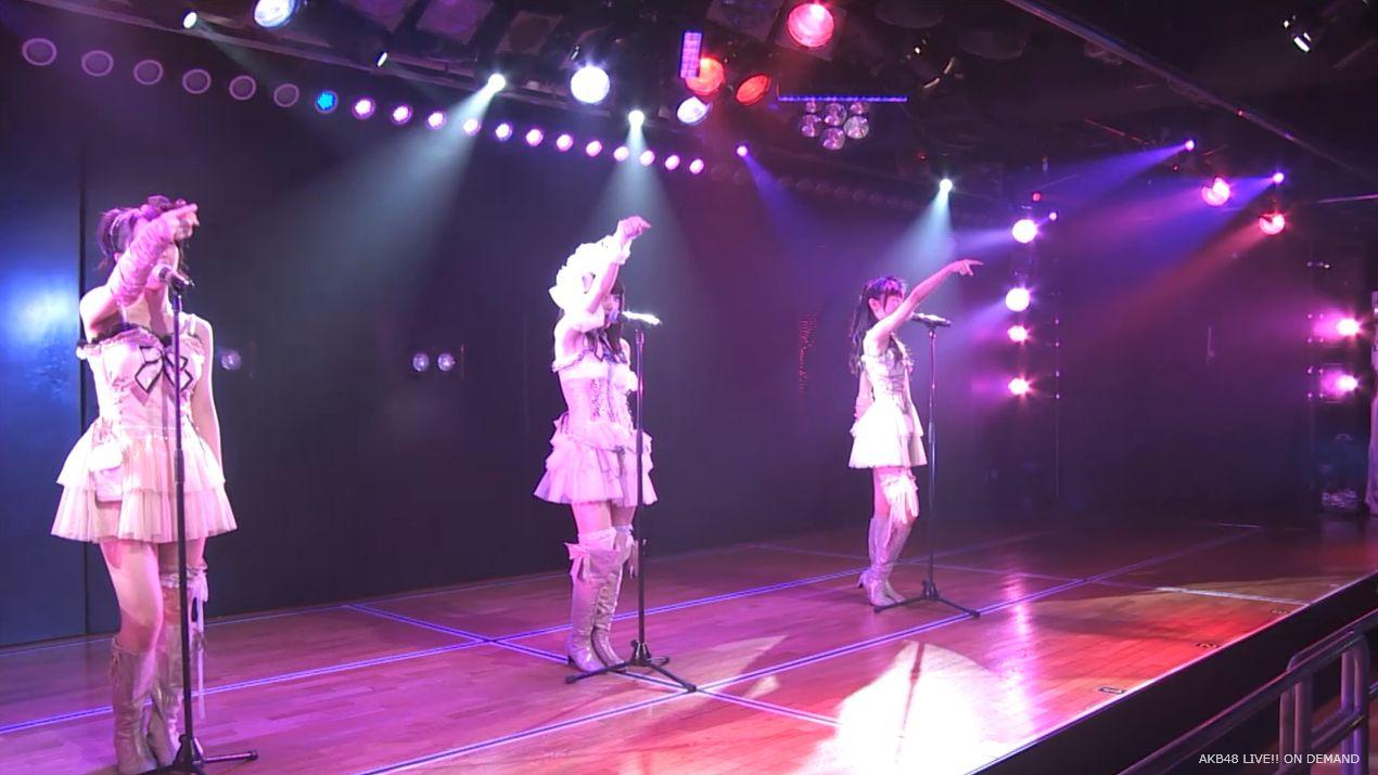 AKB48向井地美音 チーム4公演 残念少女 20140731 (72)