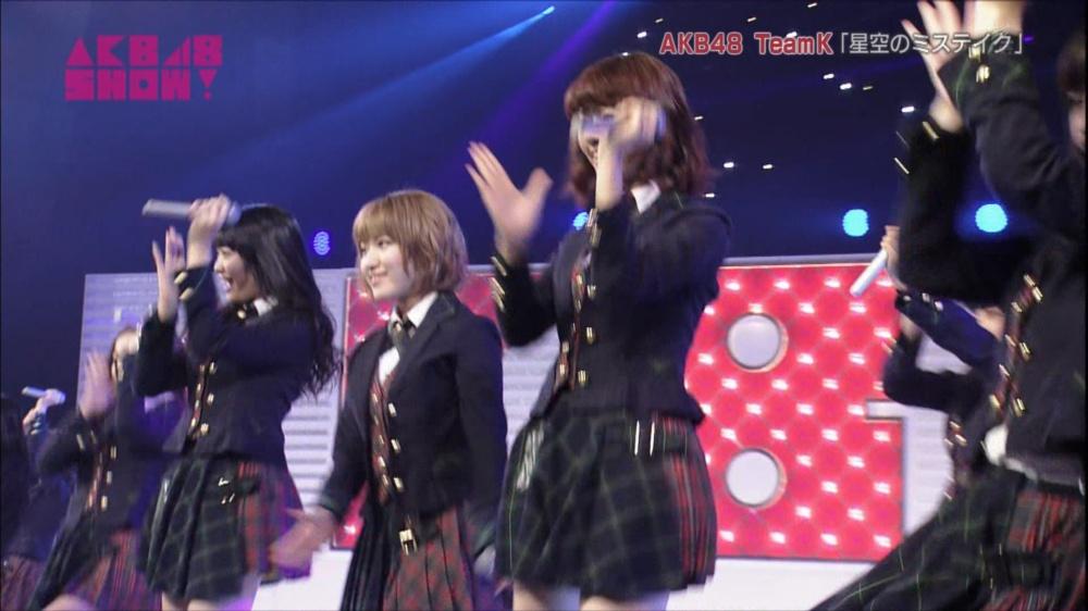 AKB48SHOW チームK 星空のミステイク 20140816 (3)_R