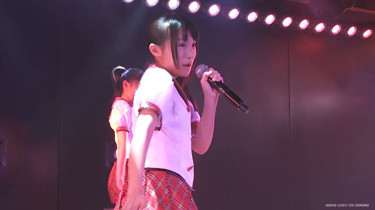 チーム8劇場公演 坂口渚沙 スカートひらり (14)