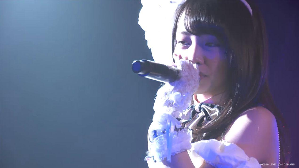 AKB48向井地美音 チーム4公演 残念少女 20140731 (61)