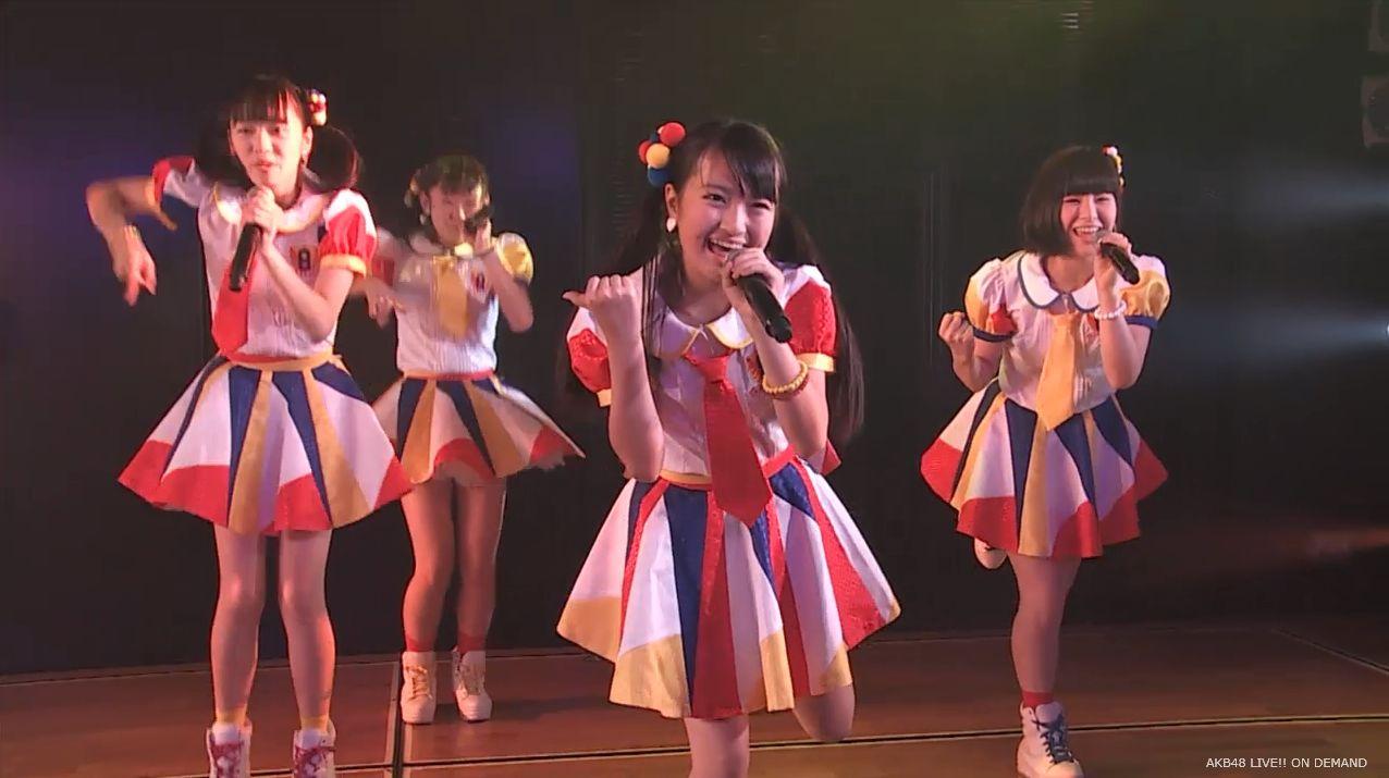 AKB48チーム8 ポニーテールとシュシュ 20140805 (6)