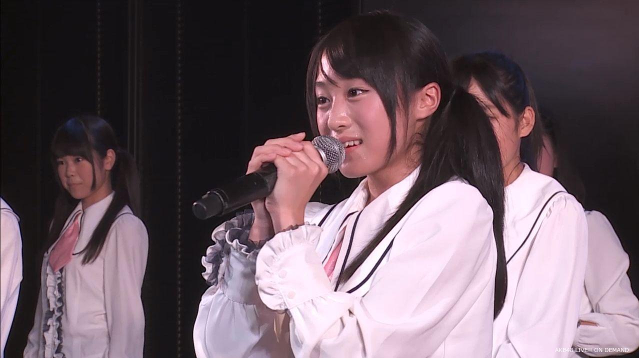 チーム8坂口渚沙 劇場公演デビュー 20140806 (21)