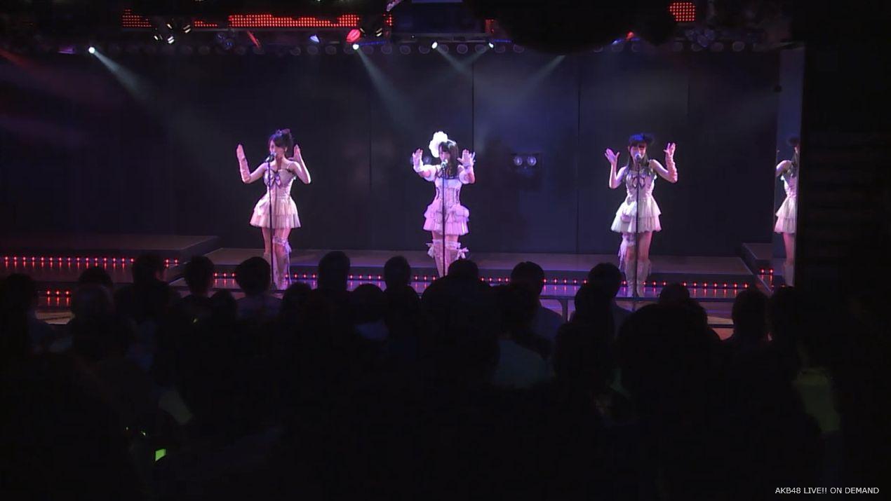 AKB48向井地美音 チーム4公演 残念少女 20140731 (51)