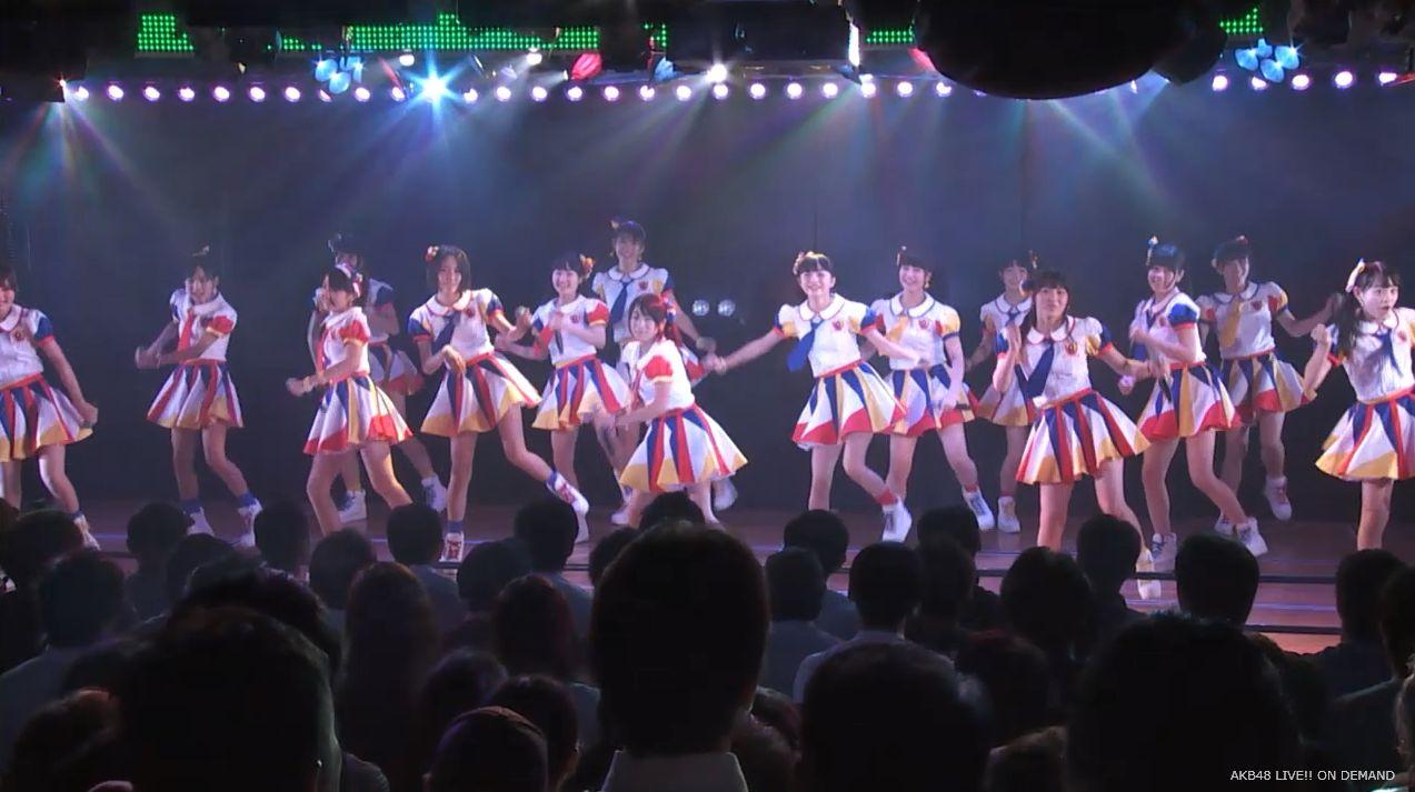 チーム8坂口渚沙 劇場公演デビュー 20140806 (154)