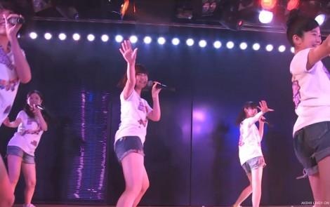 AKB48チーム8 スカートひらり 20140805 (30)