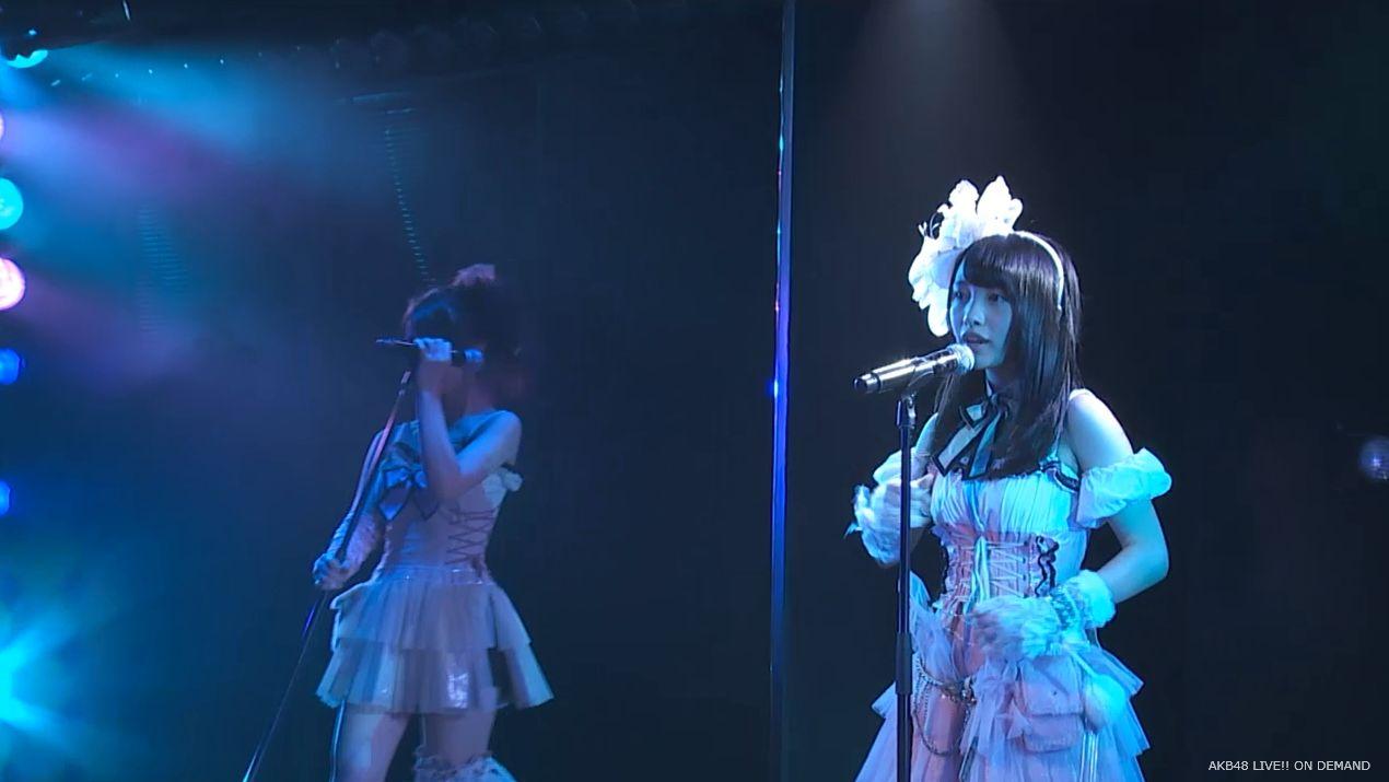 AKB48向井地美音 チーム4公演 残念少女 20140731 (22)