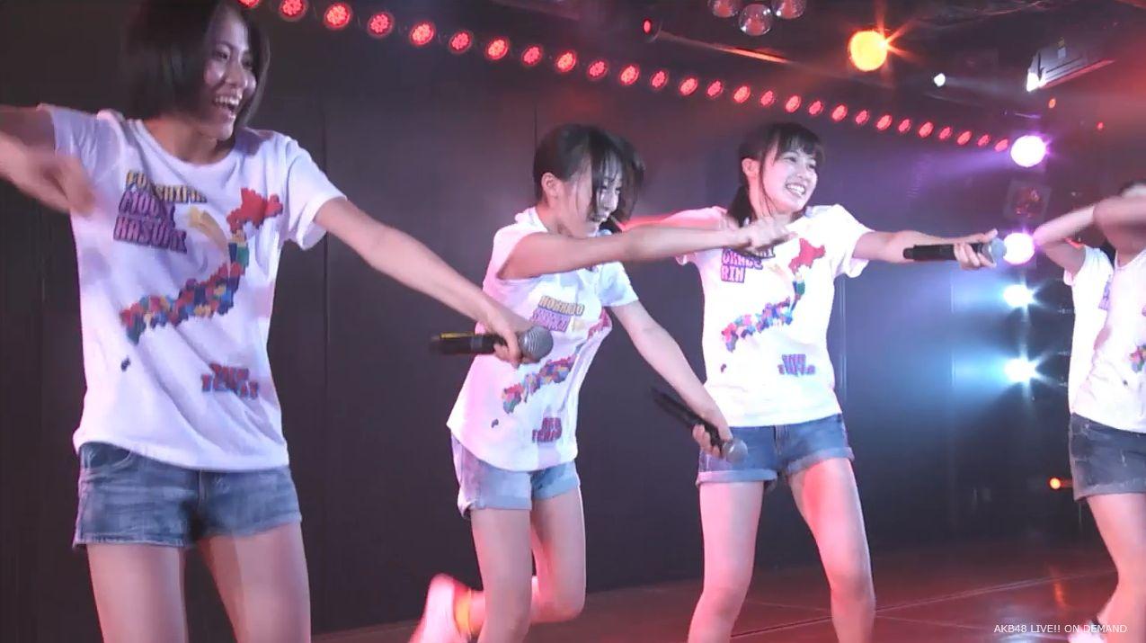 チーム8坂口渚沙 劇場公演デビュー 20140806 (103)