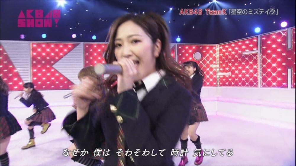 AKB48SHOW チームK 星空のミステイク 20140816 (53)_R