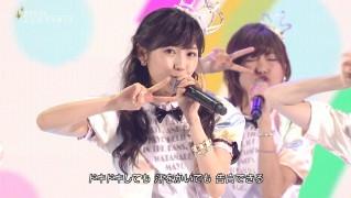 FNS うたの夏まつり2014 渡辺麻友 20140813 (48)