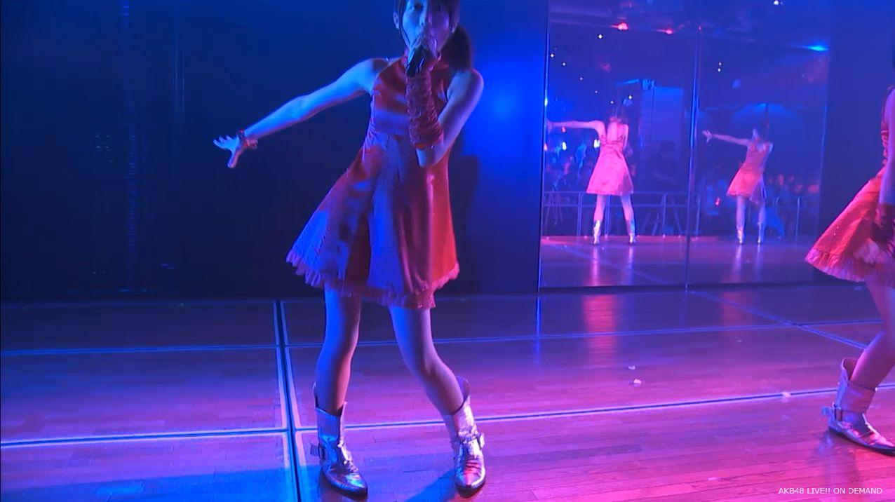 チーム8坂口渚沙 劇場公演デビュー 20140806 (55)