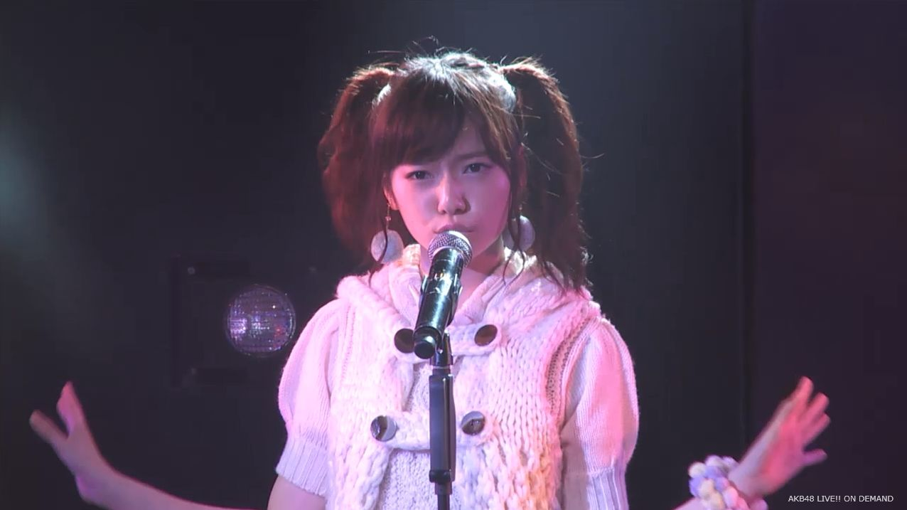 AKB48 チームAツインテール公演  島崎遥香 ハート型ウィルス (17)