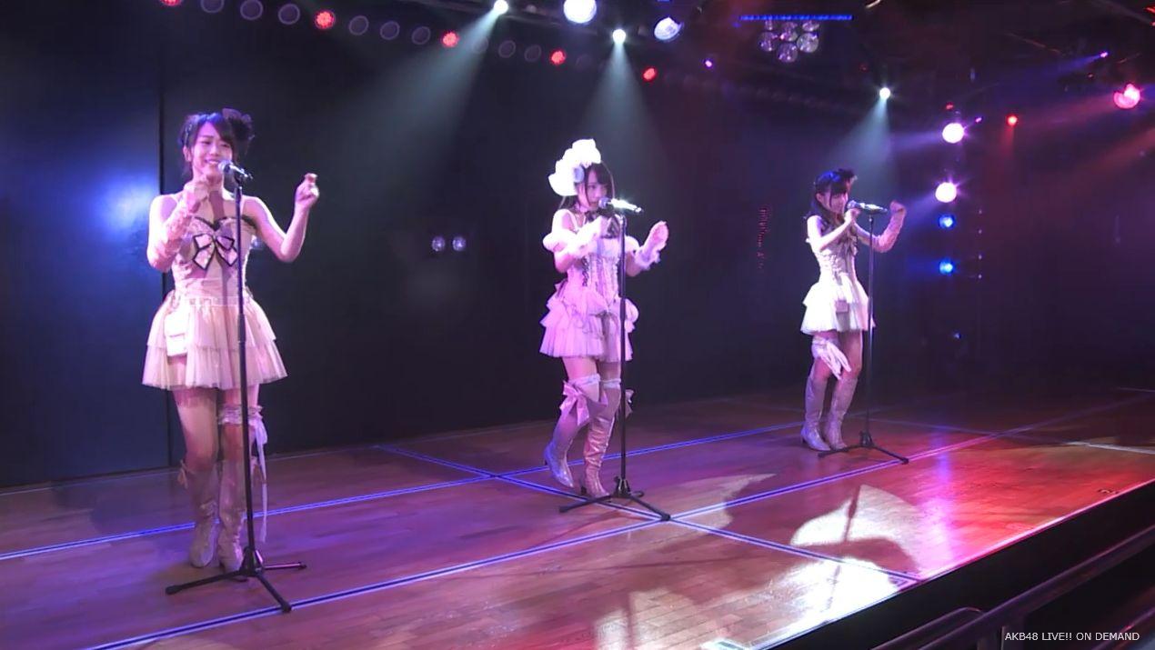 AKB48向井地美音 チーム4公演 残念少女 20140731 (31)