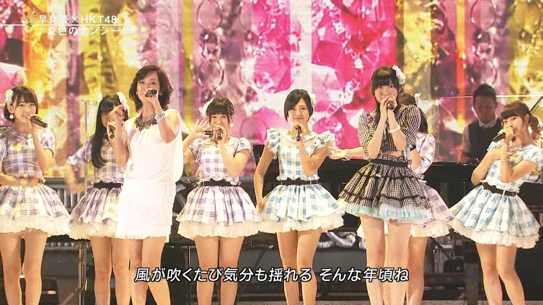 FNS 宮脇咲良 20140813  (11)