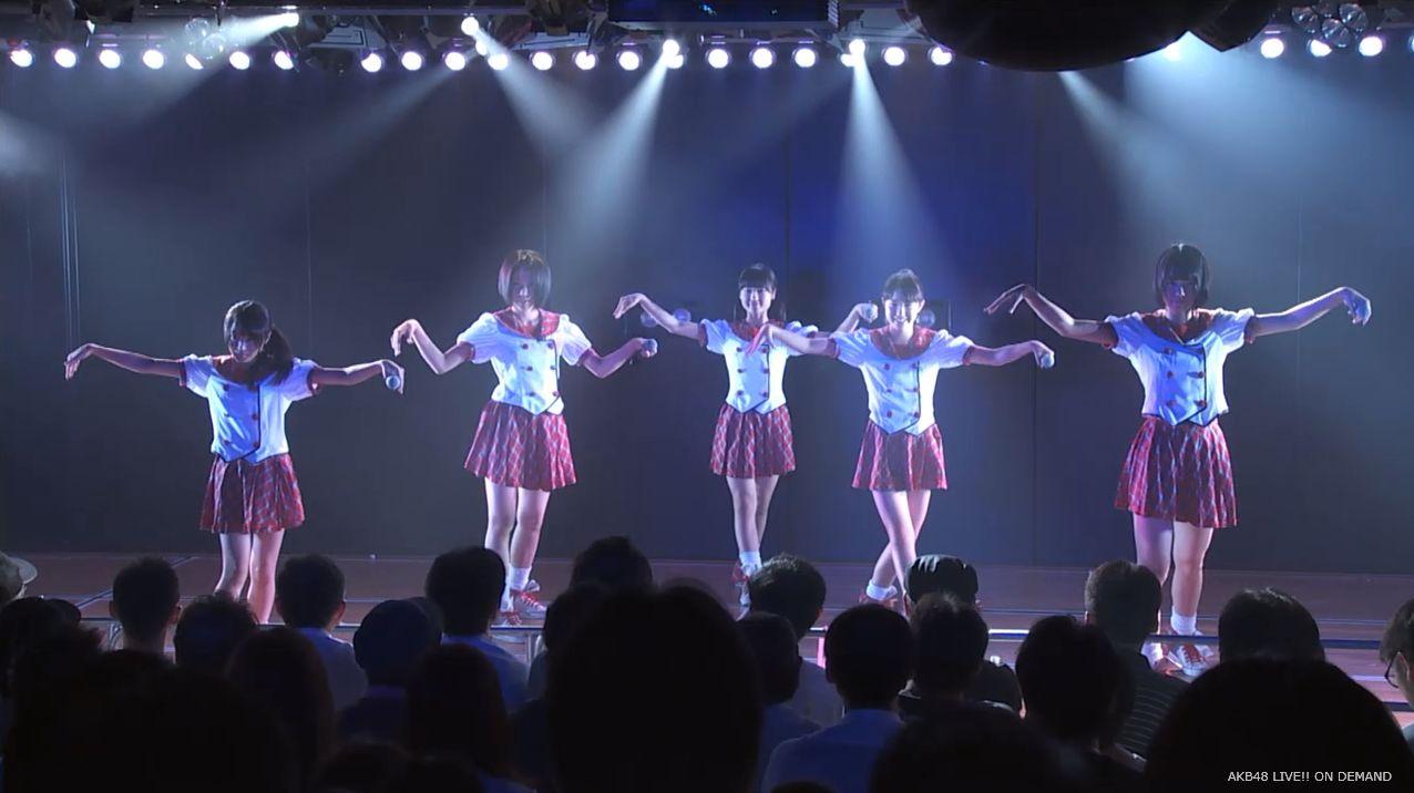 チーム8坂口渚沙 劇場公演デビュー 20140806 (47)