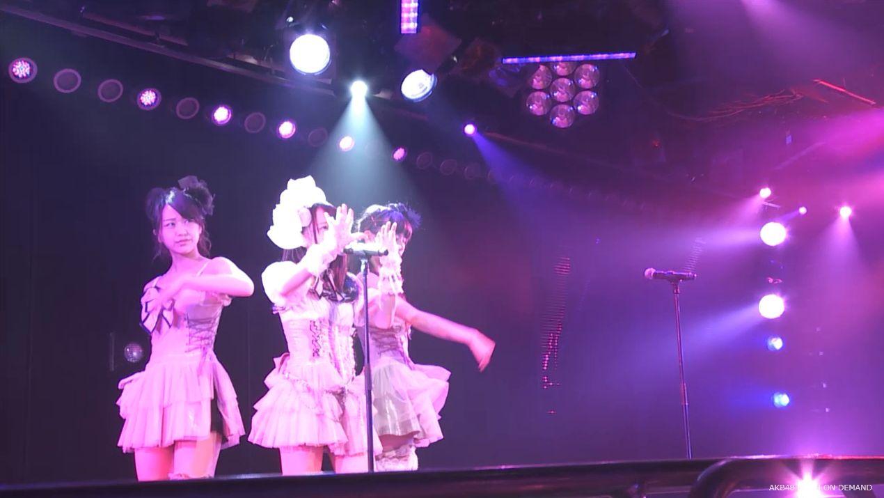 AKB48向井地美音 チーム4公演 残念少女 20140731 (44)