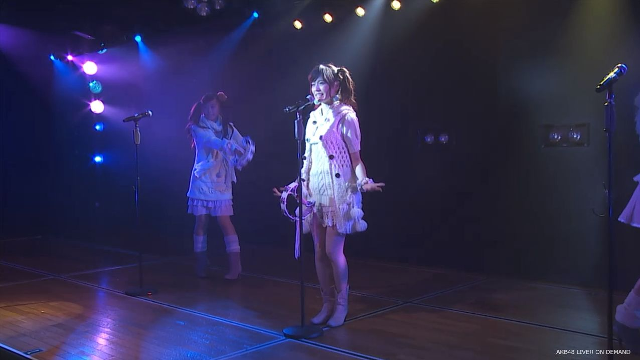 AKB48 チームAツインテール公演  島崎遥香 ハート型ウィルス (15)