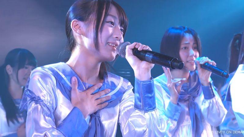 チーム8坂口渚沙 劇場公演デビュー 20140806 (67)