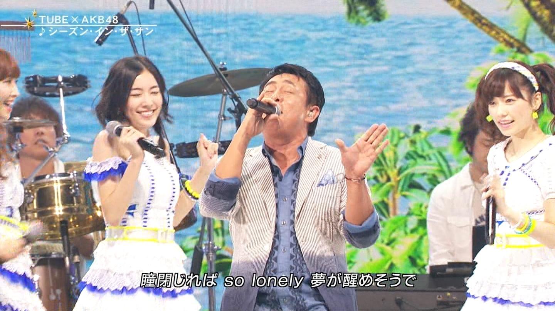 FNS うたの夏まつり2014 島崎遥香 20140813 (3)
