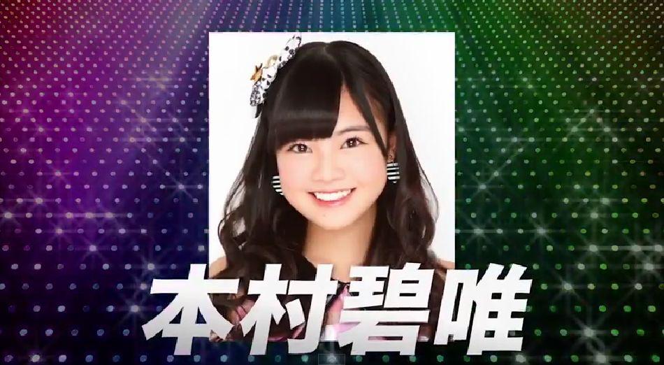 HKT48 4thシングル選抜決定 (11)