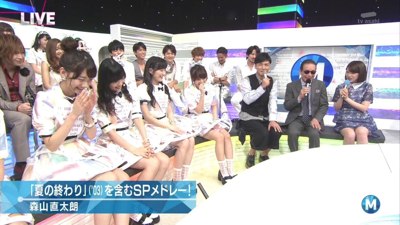 ミュージックステーション AKB48柏木由紀 心のプラカード 20140829 (48)