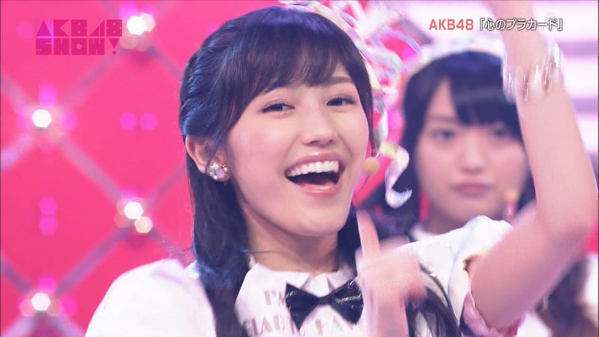 AKB48SHOW 心のプラカード 渡辺麻友 20140830 (13)
