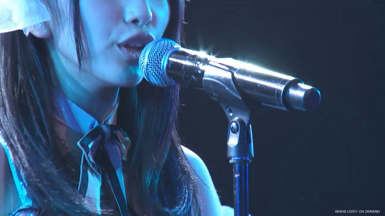 AKB48向井地美音 チーム4公演 残念少女 20140731 (26)