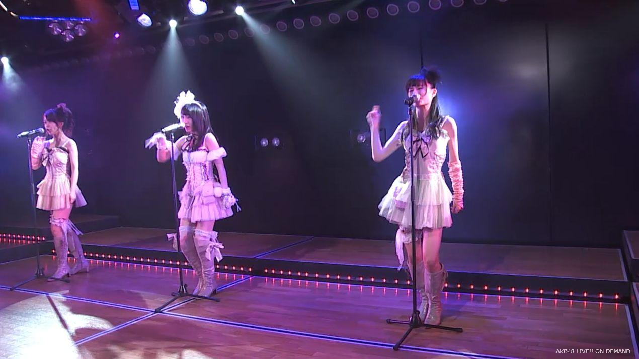 AKB48向井地美音 チーム4公演 残念少女 20140731 (53)