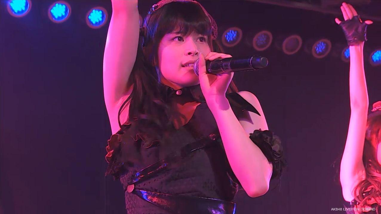 AKB48 チームAツインテール公演 田北香世子 自己紹介&黒い天使 (22)