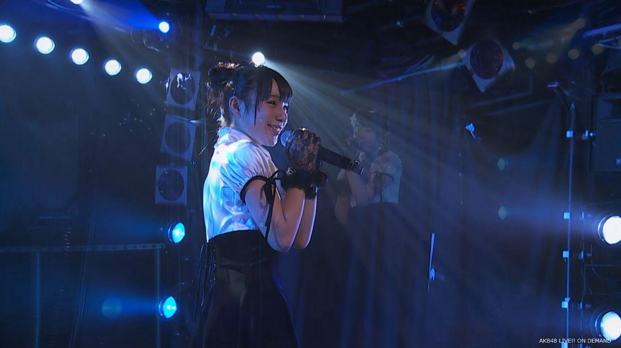 チーム8劇場公演 「あなたとクリスマスイブ」 左伴彩佳 岡部麟 (41)