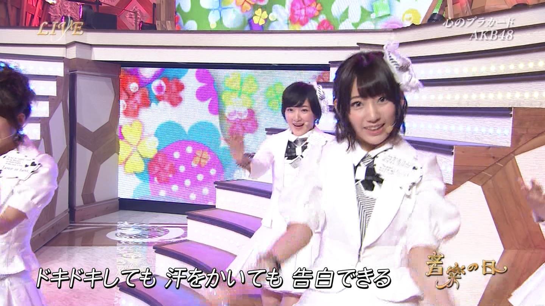 音楽の日 宮脇咲良AKB48 HKT48 20140802 (66)
