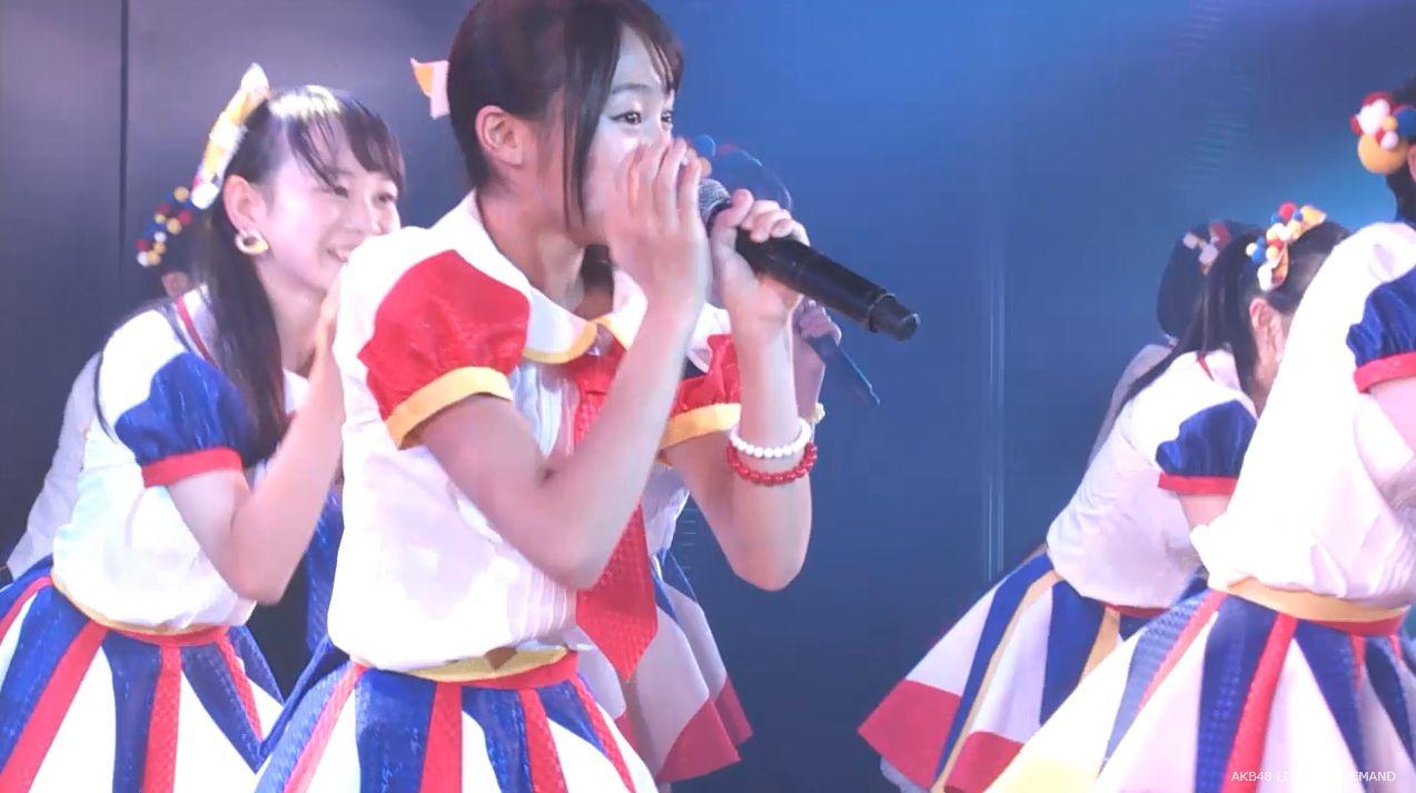 チーム8坂口渚沙 劇場公演デビュー 20140806 (150)