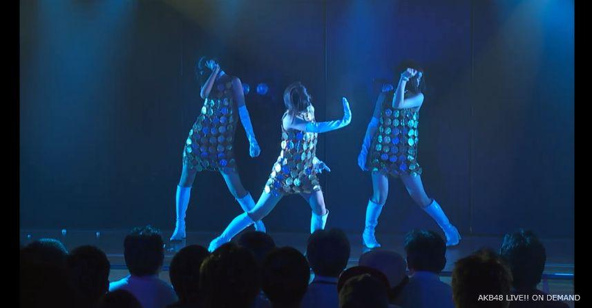 チーム8 「キスはだめよ」(福地礼奈、佐藤栞、岩﨑萌花) (53)