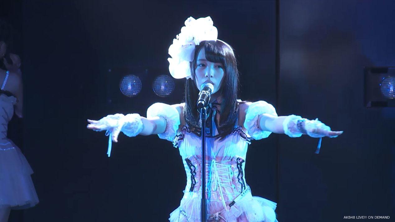 AKB48向井地美音 チーム4公演 残念少女 20140731 (13)