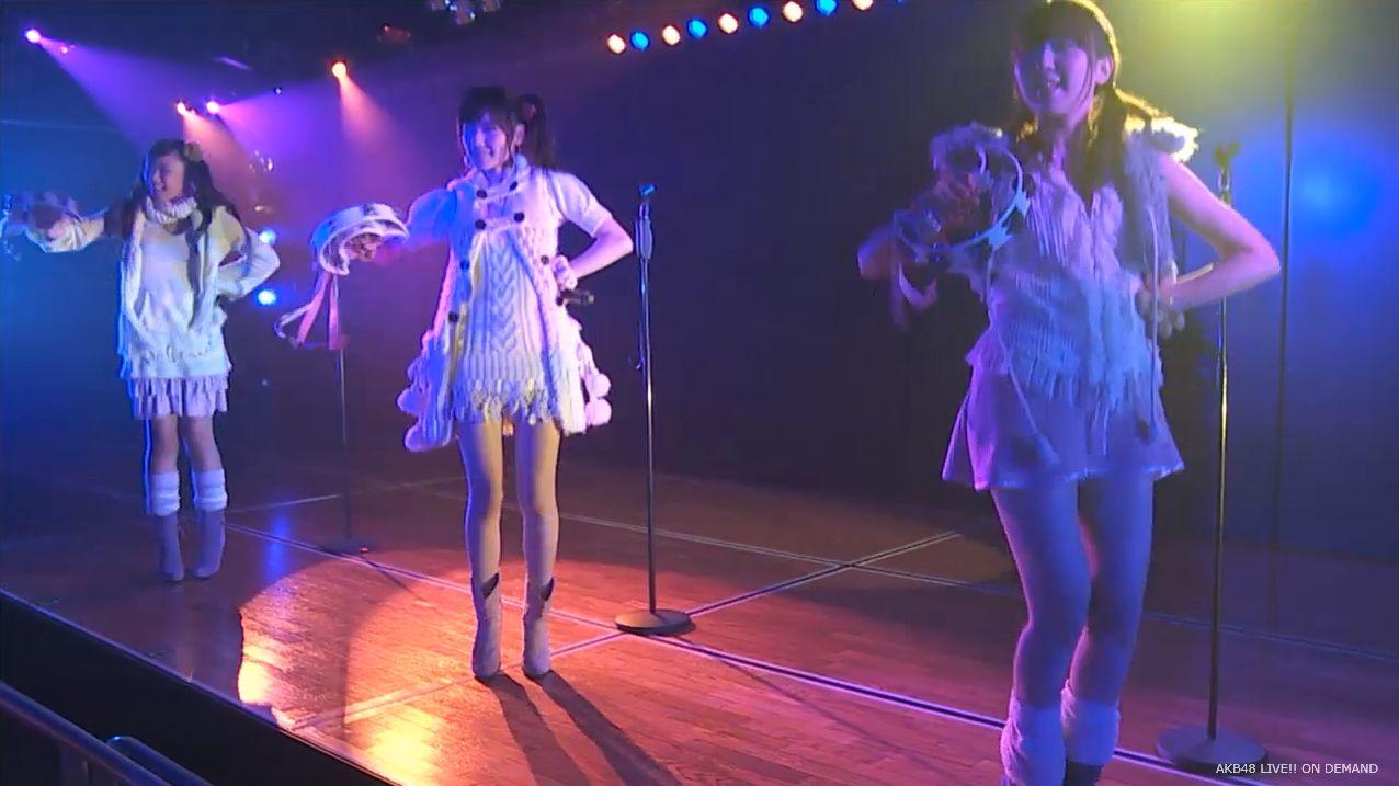 AKB48 チームAツインテール公演  島崎遥香 ハート型ウィルス (33)