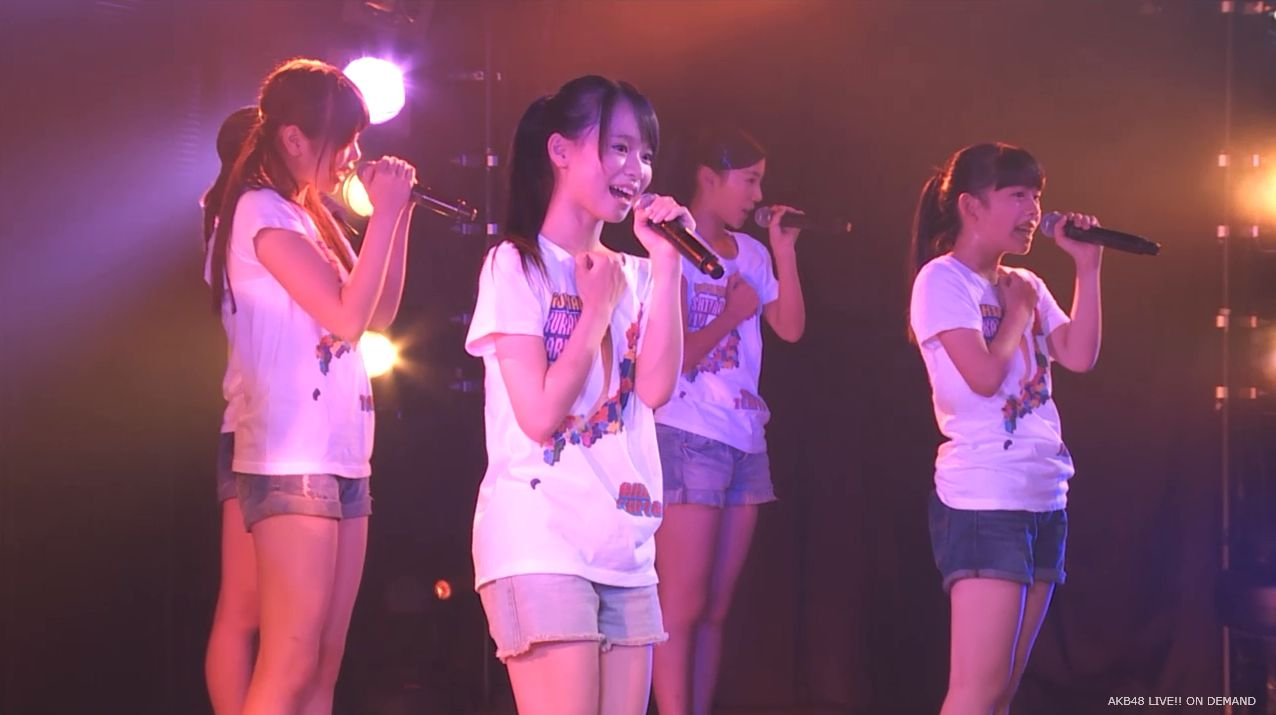 AKB48チーム8 スカートひらり 20140805 (27)