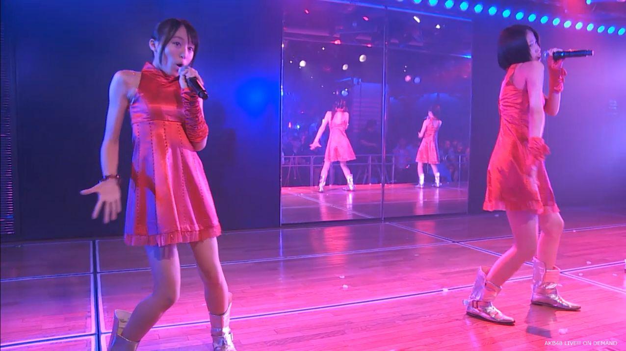 チーム8坂口渚沙 劇場公演デビュー 20140806 (56)