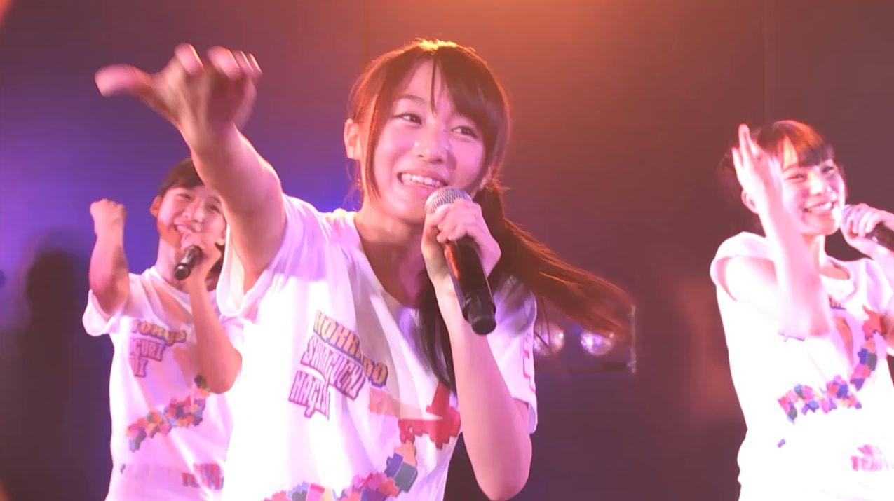 チーム8坂口渚沙 劇場公演デビュー 20140806 (114)