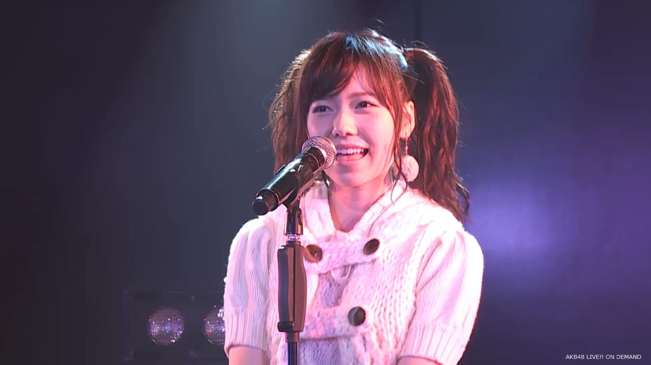 AKB48 チームAツインテール公演  島崎遥香 ハート型ウィルス (9)