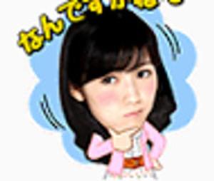 LINEスタンプAKB48 04