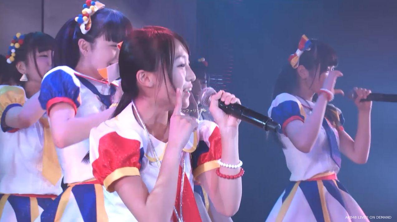 チーム8坂口渚沙 劇場公演デビュー 20140806 (158)