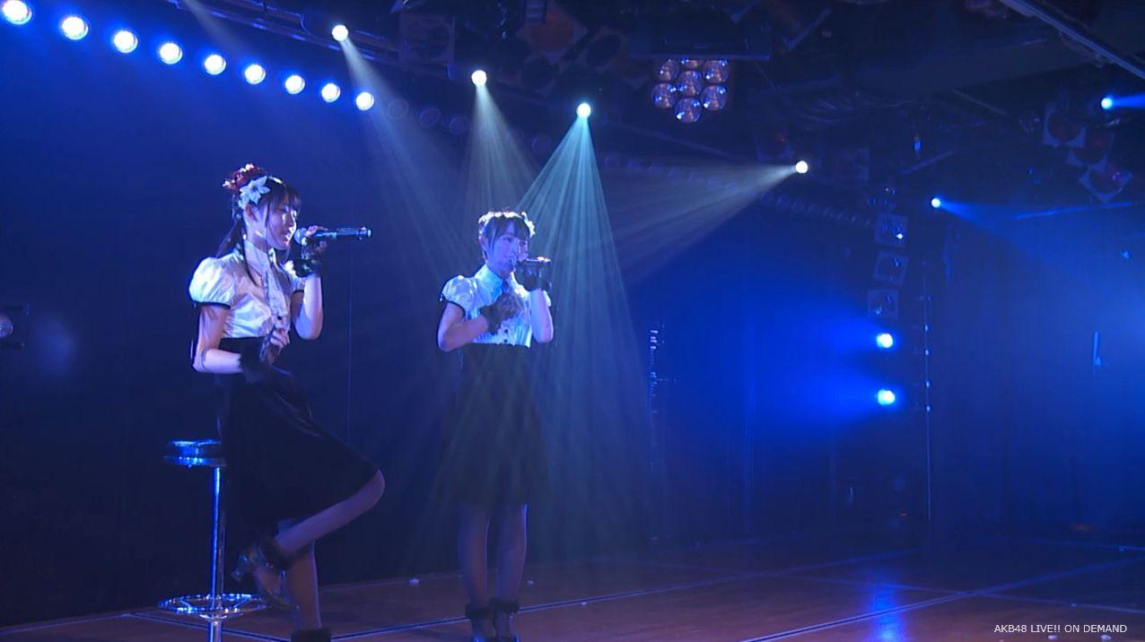 チーム8劇場公演 「あなたとクリスマスイブ」 左伴彩佳 岡部麟 (24)
