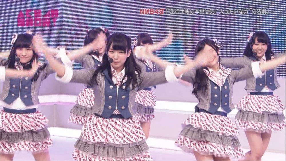 AKB48SHOW NMB48生徒手帳の写真は気に入ってないの法則 20140816 (33)_R