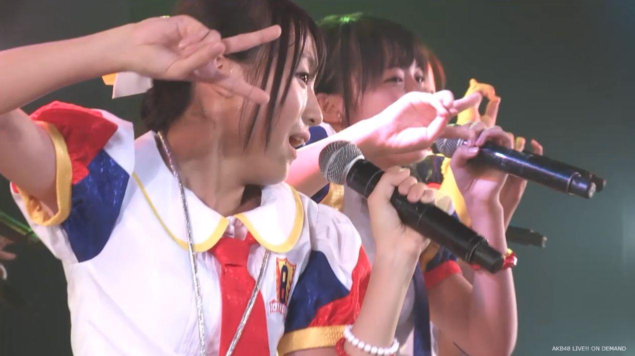 チーム8坂口渚沙 劇場公演デビュー 20140806 (174)
