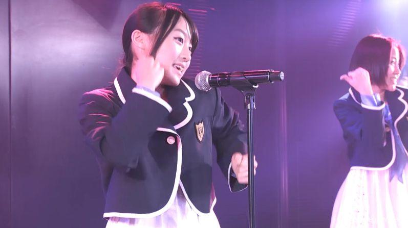 チーム8坂口渚沙 劇場公演デビュー 20140806 (82)